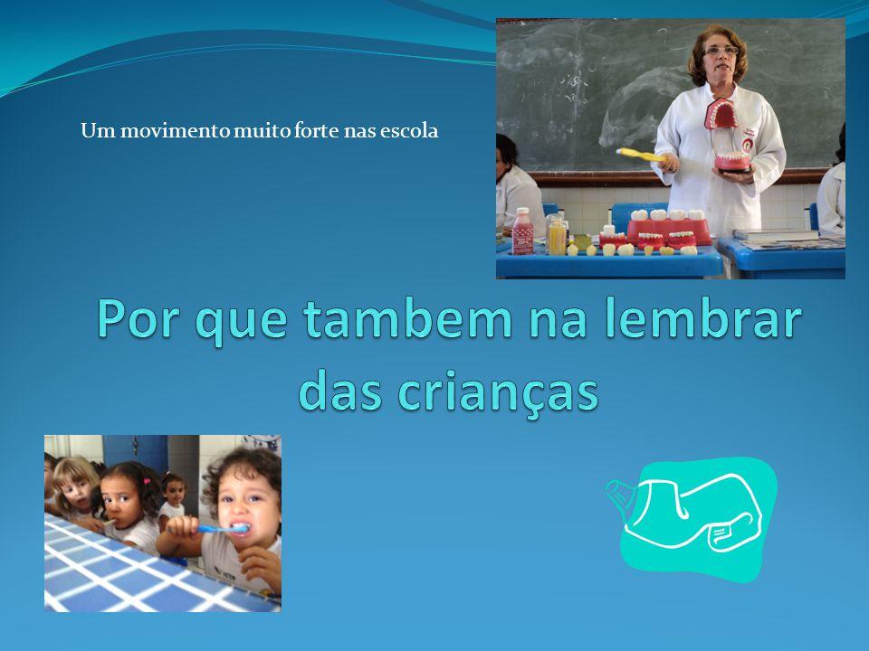 Pesquisa realizadas nas escolas crianças de 3 a7 anos