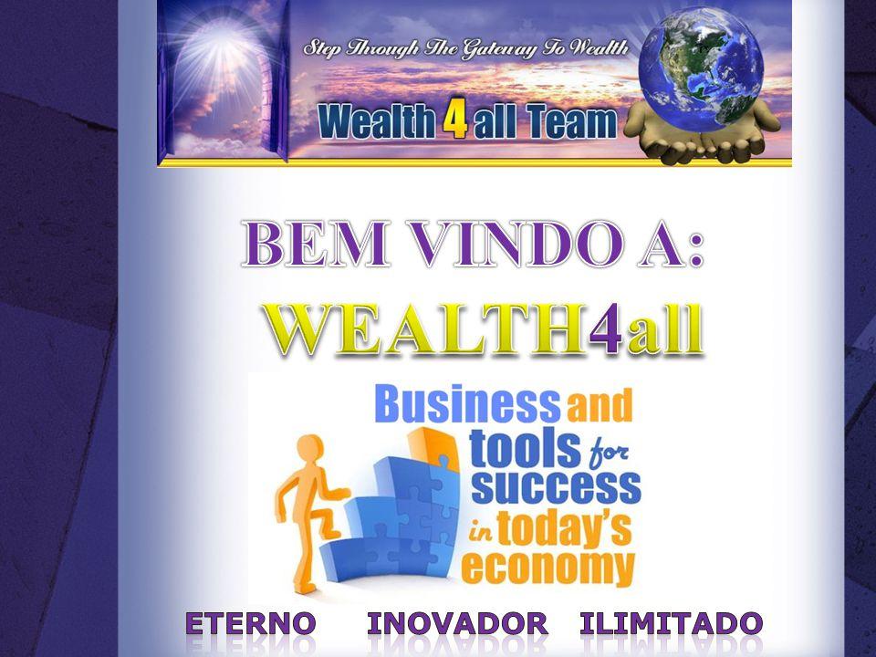 Automatize sua renda com Wealth4all O que nos diferencia.