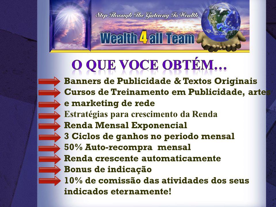 Wealth4all Foi fundada sobre um princípio básico.