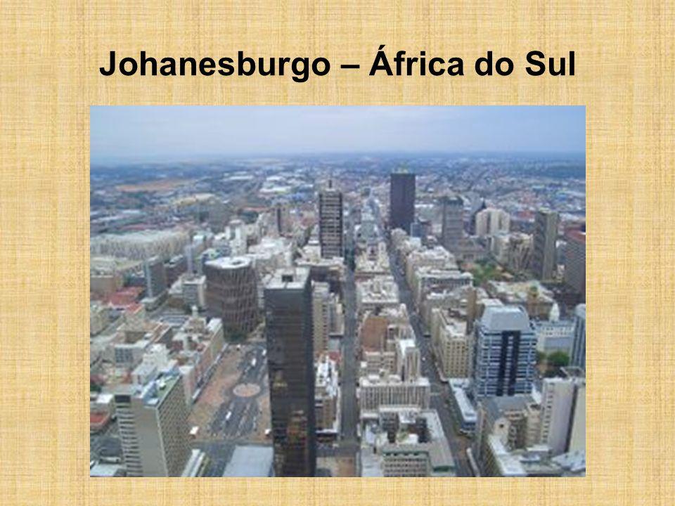 Johanesburgo – África do Sul