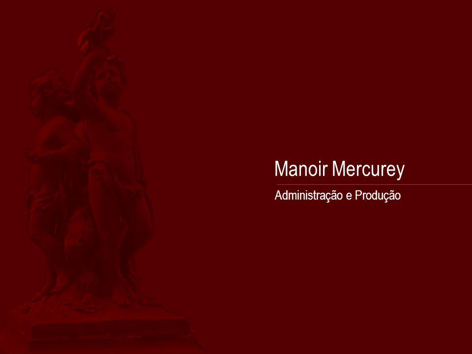 Manoir Mercurey Estruturação