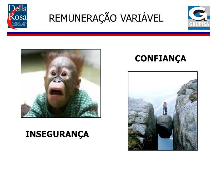 INSEGURANÇA CONFIANÇA REMUNERAÇÃO VARIÁVEL