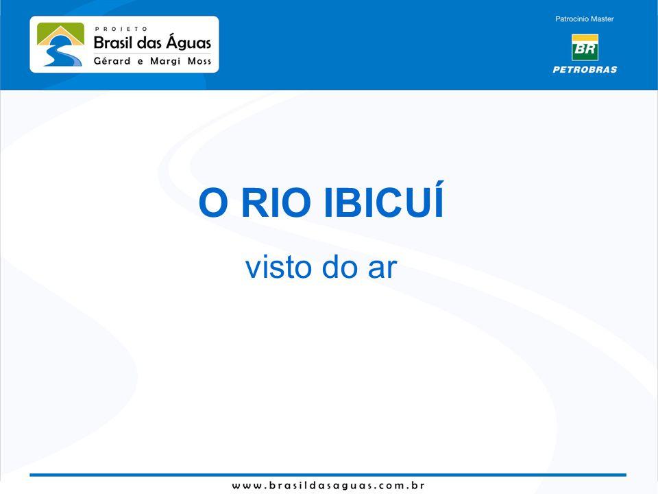 O rio Ibicuí é formado no encontro dos rios Ibicuí-Mirim e o Toropi, no limite de três municípios do Rio Grande do Sul: São Vicente do Sul, São Pedro do Sul e Cacequi.