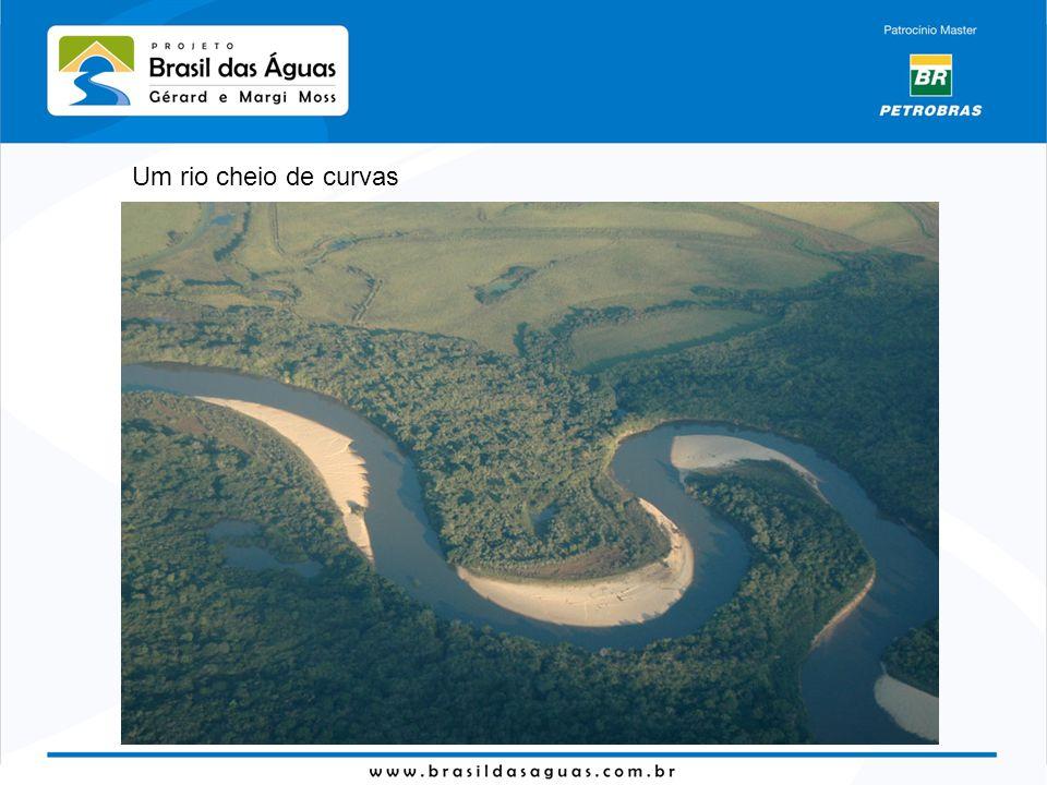 Alegrete, no rio Ibirapuitã, afluente do Ibicuí