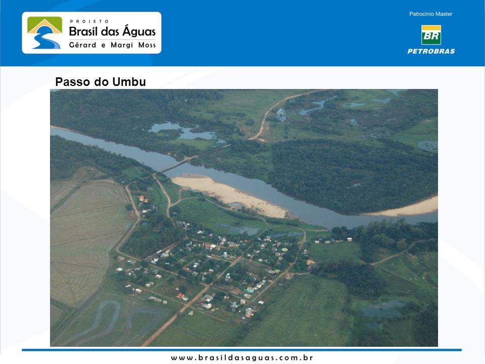 Arroio Capivari – Alegrete – águas poluídas