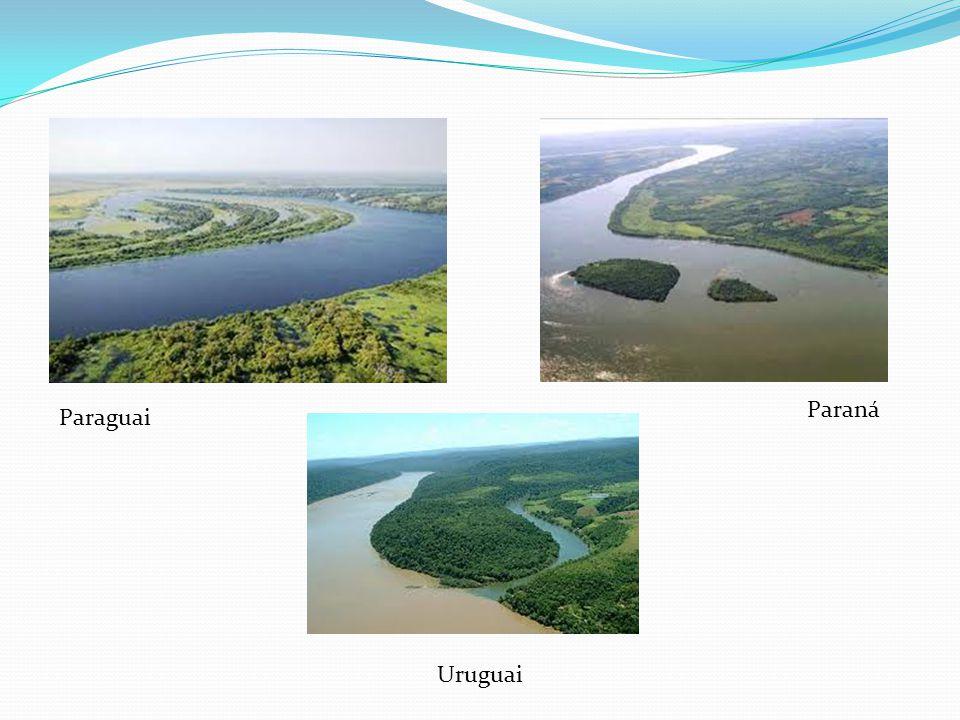 Paraguai Paraná Uruguai