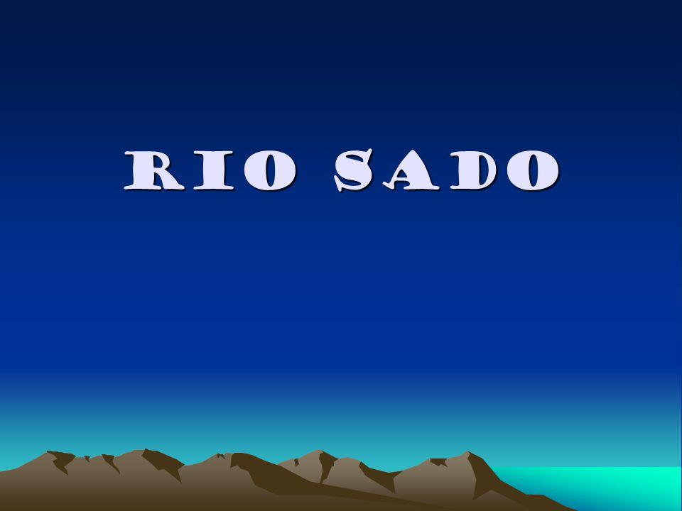 Nasce na Serra da Vigia (Serra do Caldeirão) e percorre 180 quilómetros até desaguar no oceano Atlântico perto de Setúbal; No seu percurso passa por Alcácer do Sal, sendo que o seu estuário separa, Setúbal, na margem norte, de Tróia, a sul;