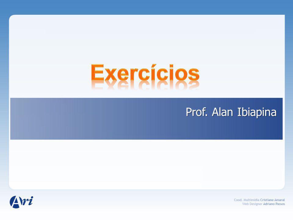 Prof. Alan Ibiapina