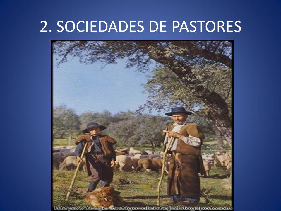 4. SOCIEDADES AGRÁRIAS