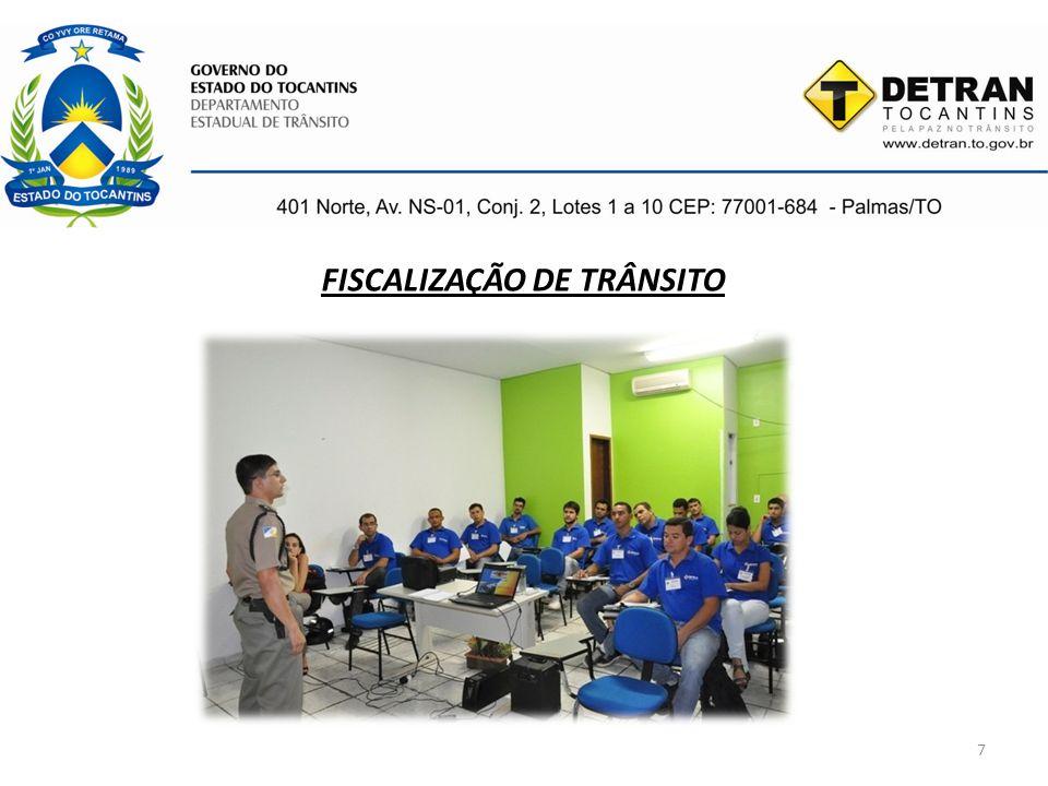 18 AIT´s CADASTRADO X PENALIDADES – 2012 RECURSOS...