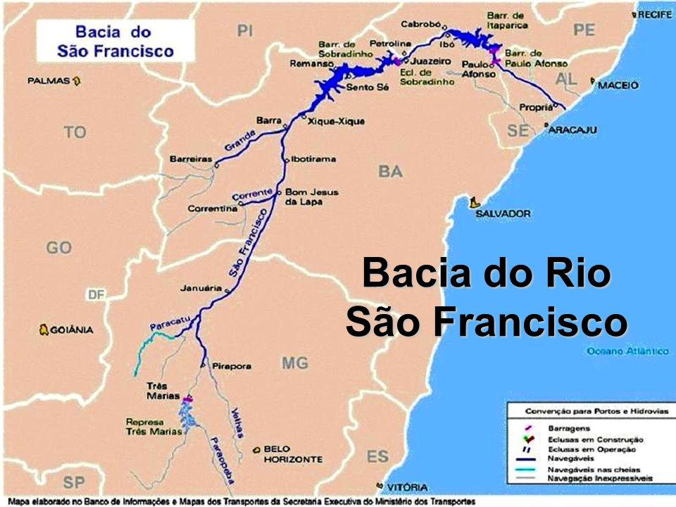 Bacia do Rio São Francisco