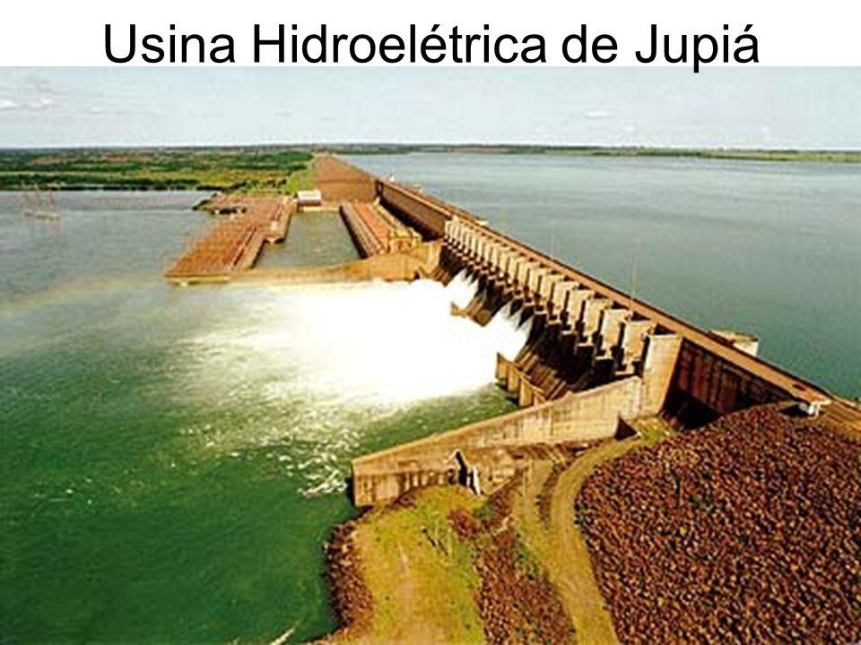 Usina Hidroelétrica de Jupiá