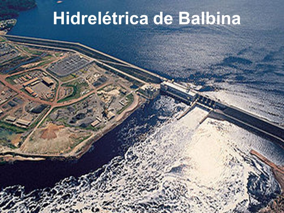 Hidrelétrica de Balbina