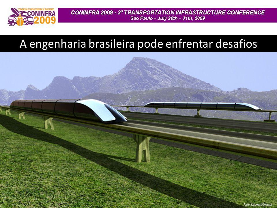 A engenharia brasileira pode enfrentar desafios