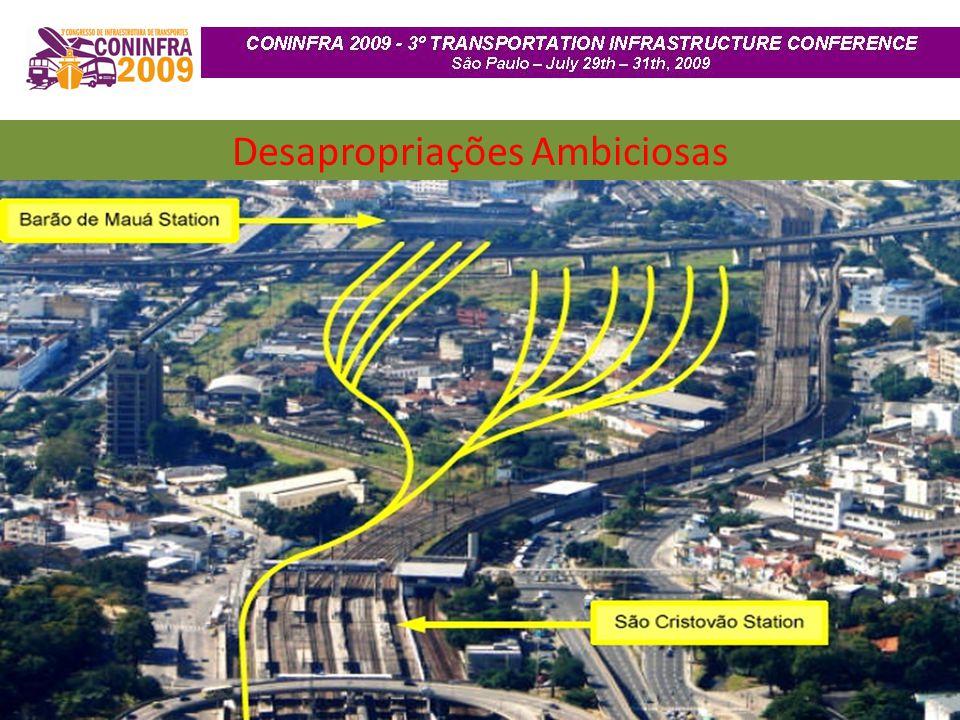 Obras Desafiantes Fonte: www.tavbrasil.gov.br