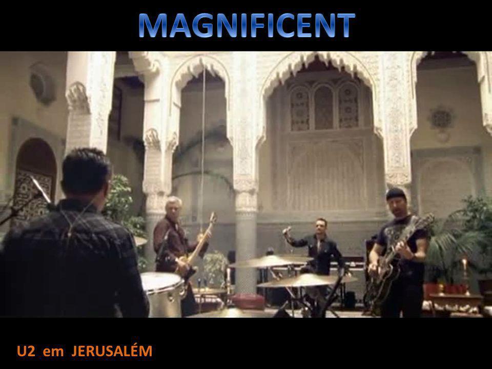 U2 em JERUSALÉM