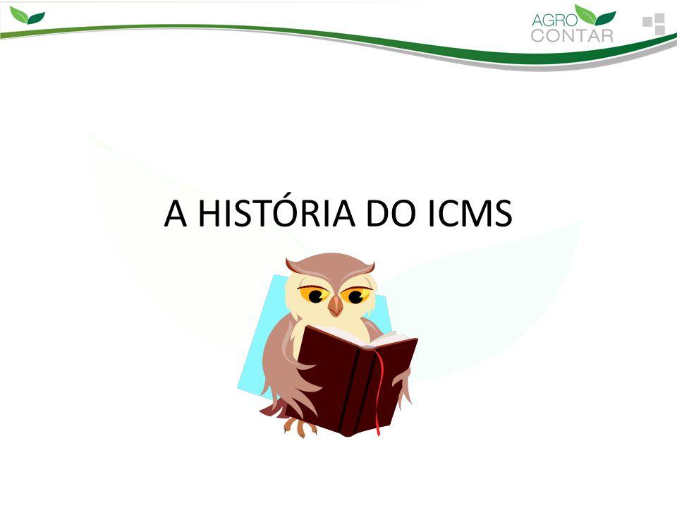 A HISTÓRIA DO ICMS