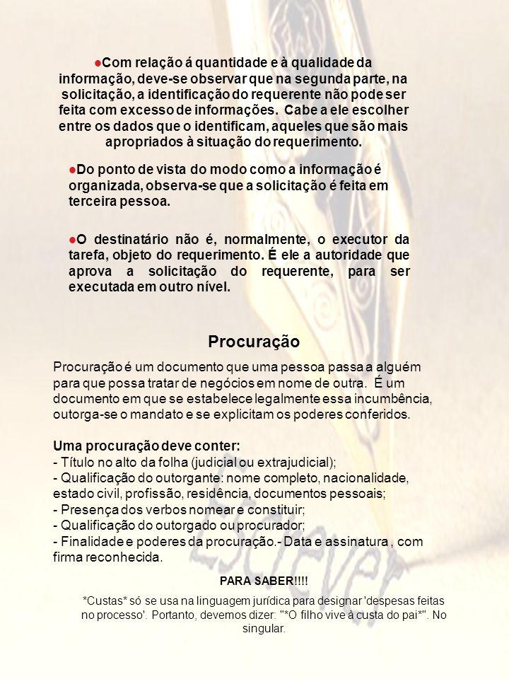 67 Ilustríssimo Senhor Diretor do Instituto Cenecista de Santo Ângelo-IESA José da Silva, aluno regularmente matriculado no primeiro ano noturno do cu