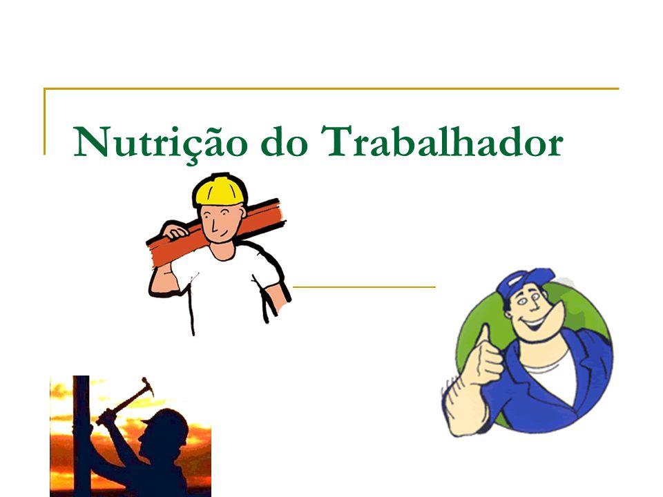 Programa de Alimentação do Trabalhador PAT Benefícios  Para o trabalhador - Melhoria de suas condições nutricionais e de qualidade de vida; - Aumento de sua capacidade física; - Aumento de resistência à fadiga; - Aumento de resistência a doenças; - Redução de riscos de acidentes de trabalho.