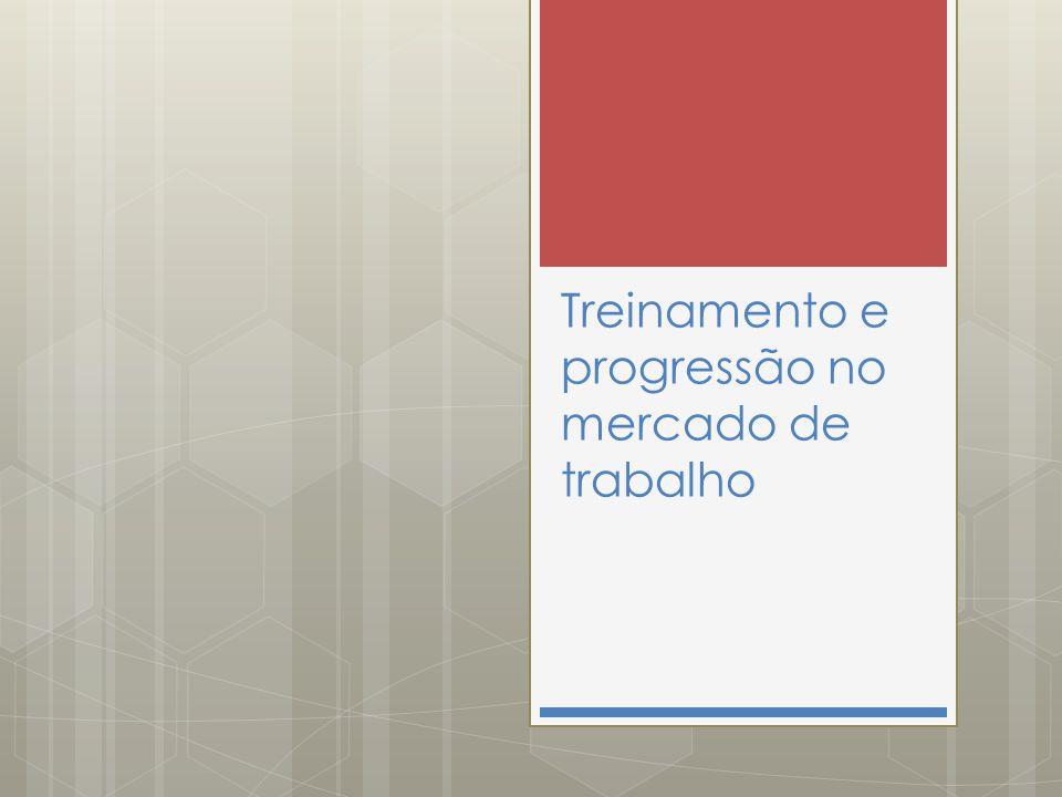 Treinamento no Brasil – anos 2000  Lei Nº 12.513, de 26 de Outubro de 2011: É instituído o Programa Nacional de Acesso ao Ensino Técnico e Emprego (Pronatec), a ser executado pela União, com a finalidade de ampliar a oferta de educação profissional e tecnológica, por meio de programas, projetos e ações de assistência técnica e financeira.