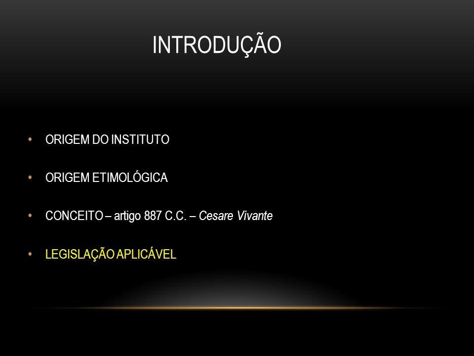 AVAL RESSAQUE ?.Artigo 52 I – letra e nota. Desuso no Brasil!.