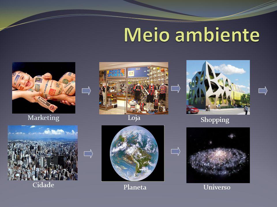 MarketingLoja Shopping Cidade PlanetaUniverso