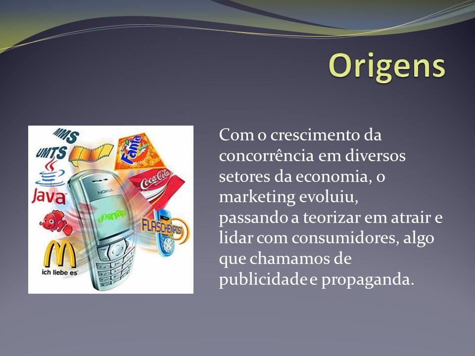 Os clientes interagem com o setor de marketing de várias formas: Panfletos.