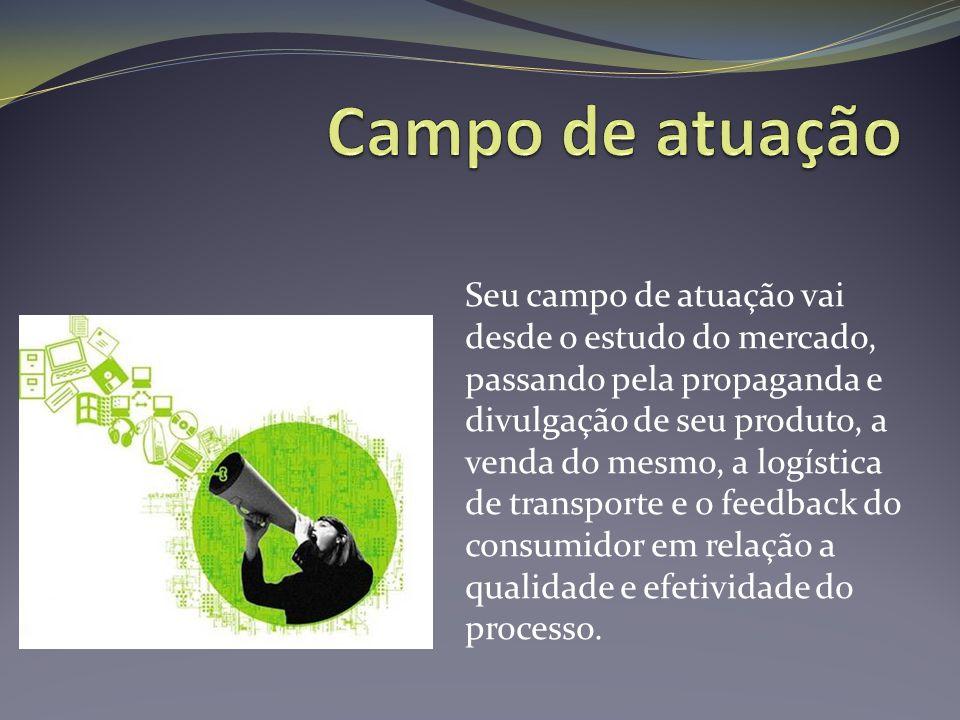 A diretoria interage com o setor de marketing: Indicando o quanto de capital pode ser utilizado pelo setor.