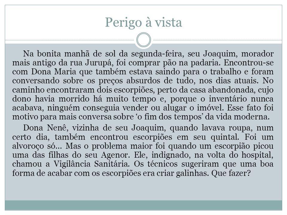 Veja que, embora o assunto seja o mesmo da notícia extraída do Ipiranga News , não se pode considerar o texto acima uma notícia.