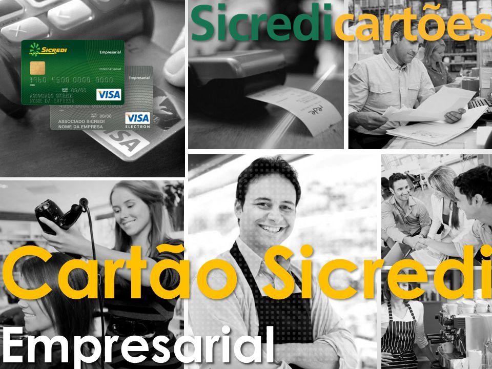 Classificação da Informação: Uso Irrestrito Cartão SicrediEmpresarial Empresarial