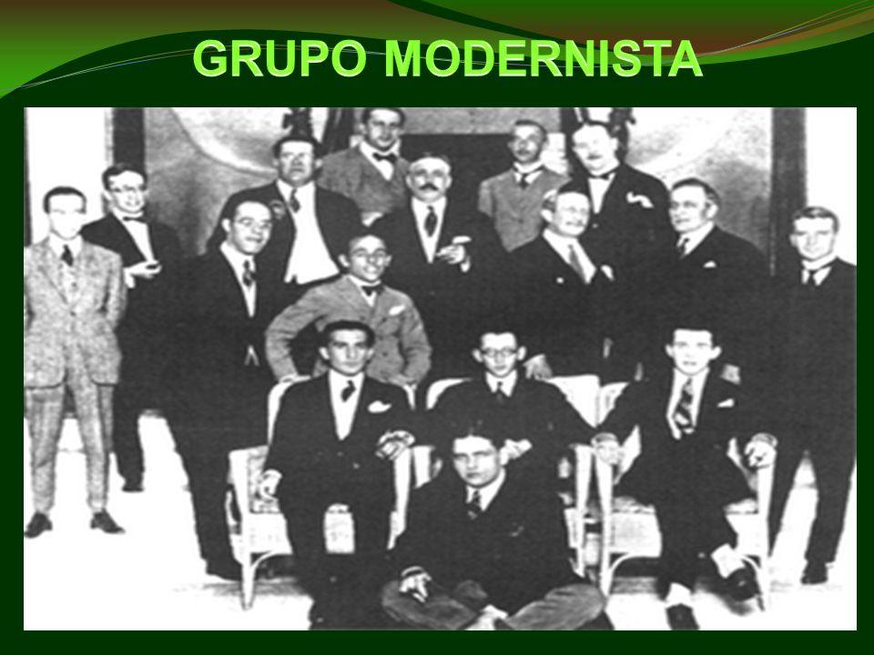Os modernistas não tinham um projeto artístico comum; unia-os o sentimento de liberdade de criação, o desejo de romper com a cultura tradicional (parnasiana), e uma constante busca pela identidade brasileira nas artes nacionais.