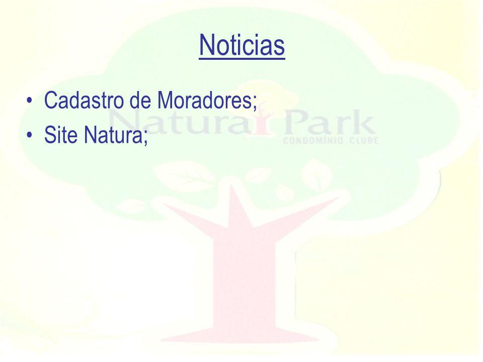 Noticias Sinalização Condomínio (pintura/placas/identif.garagens);