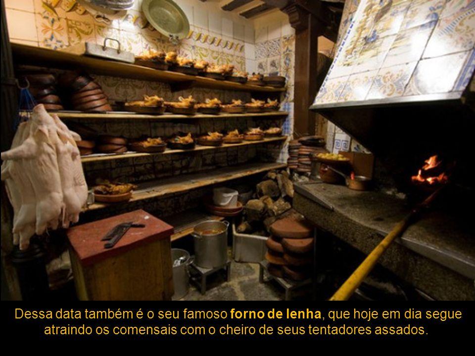 No ano de 1725, um cozinheiro francês chamado Jean Botin e sua esposa de origem asturiana, fundaram seu pequeno negócio, uma pousada, no número 17 da