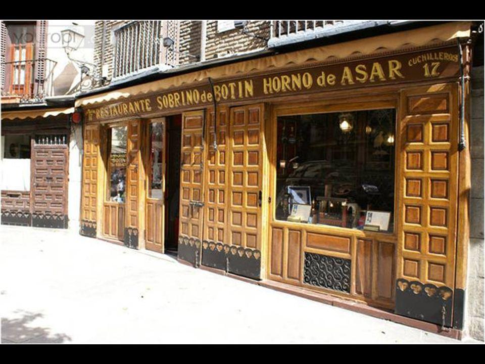 Com a morte de seus fundadores, um sobrinho da esposa, chamado Cândido Remis, tomou conta do estabelecimento, passando a chamar-se desde então 'Sobrin
