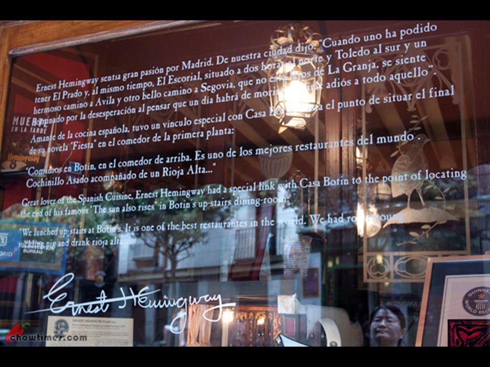 """Ou que o imortal poeta Benito Pérez Galdós, em seu não menos famoso romance """"Fortunata e Jacinta"""", leva seus protagonistas Juanito Santa Cruz e Fortun"""