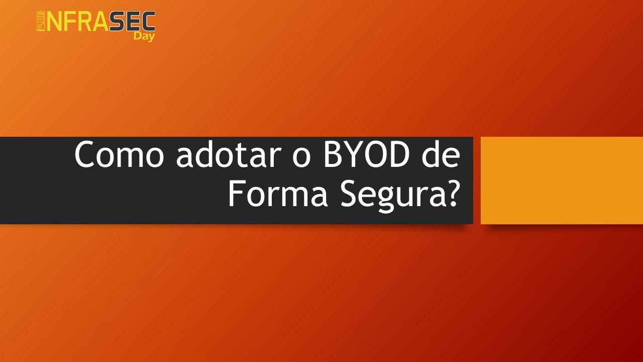 Como adotar o BYOD de Forma Segura?