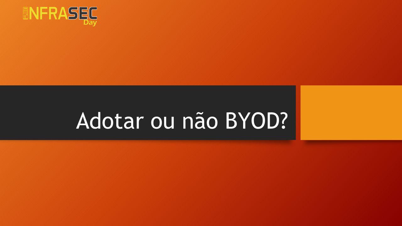 Adotar ou não BYOD?