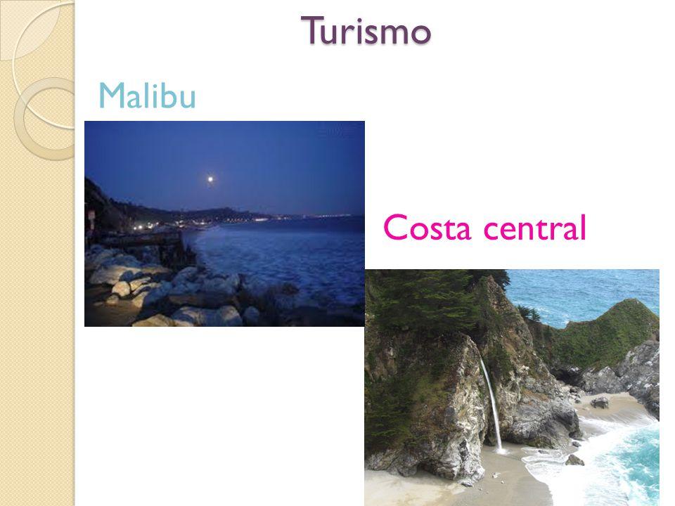 Turismo Malibu Costa central