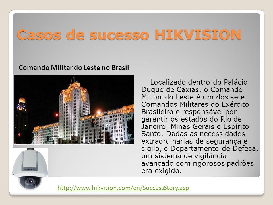 Comando Militar do Leste no Brasil Localizado dentro do Palácio Duque de Caxias, o Comando Militar do Leste é um dos sete Comandos Militares do Exérci