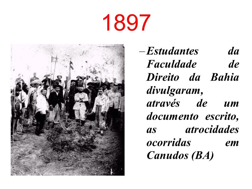 1827 Foi fundada a primeira faculdade brasileira, a Faculdade de Direito do Largo São Francisco.