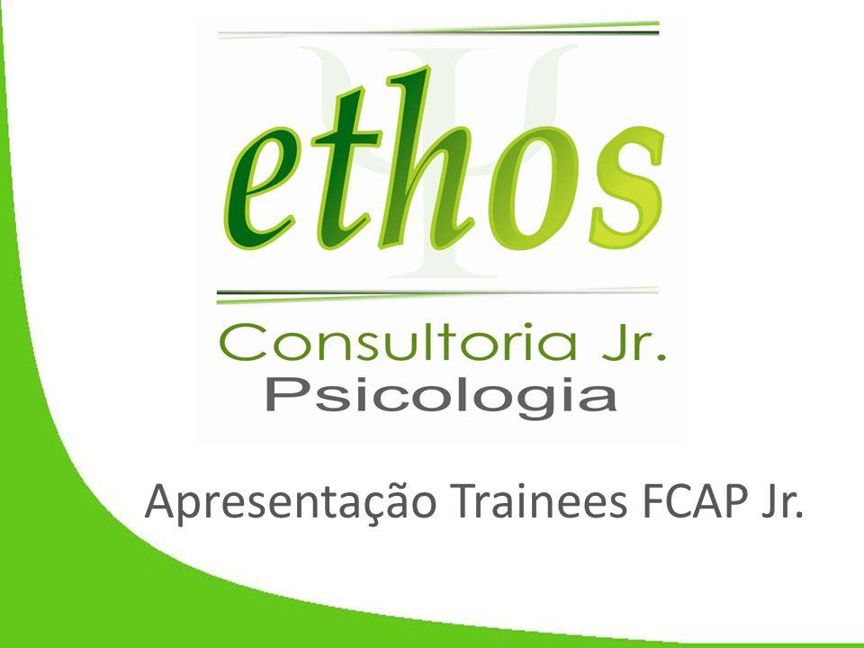 Apresentação Trainees FCAP Jr.