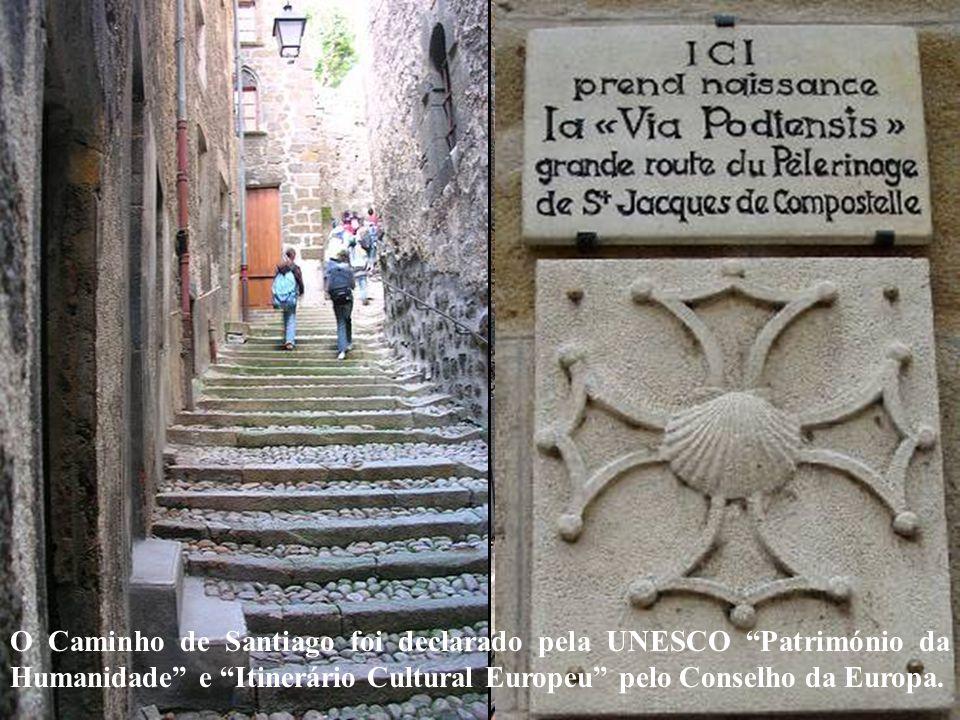 O Caminho de Le Puy, também conhecido como Via Podense, Podiense, ou Podiensis, é o mais importante e antigo dos Caminhos de Santiago em França. Foi n