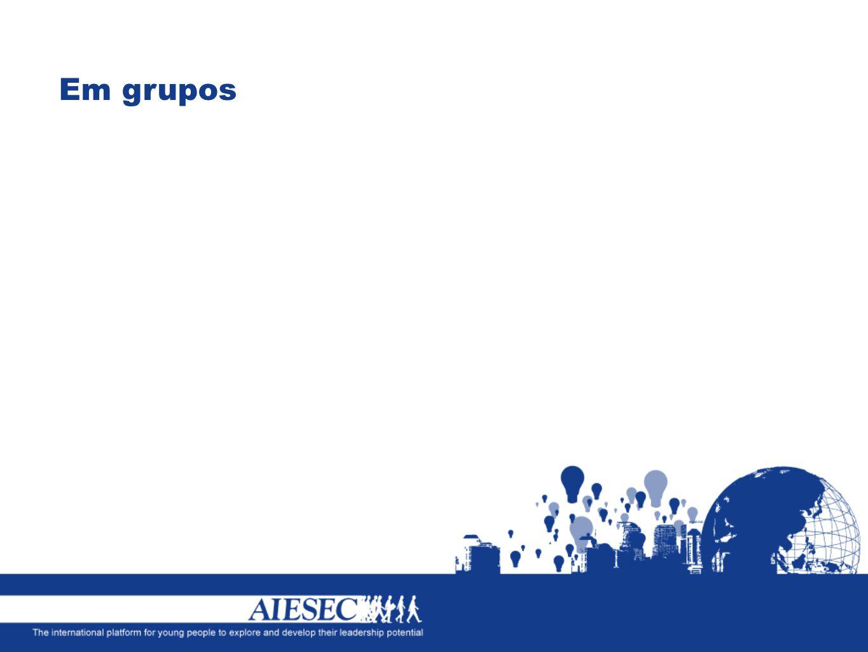 Em grupos
