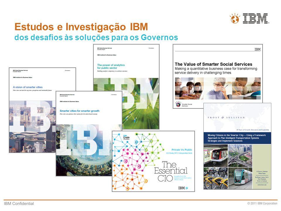 Business Unit Designation or other information Estudos e Investigação IBM dos desafios às soluções para os Governos