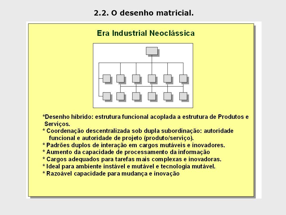 2.2. O desenho matricial.