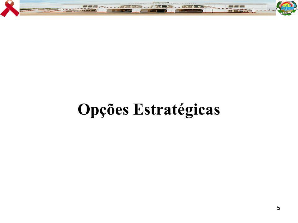 55 Opções Estratégicas