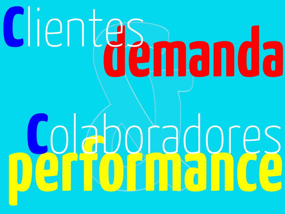 demanda performance c lientes c olaboradores