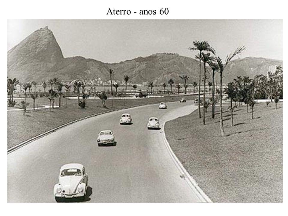 Centro - anos 60 / 70