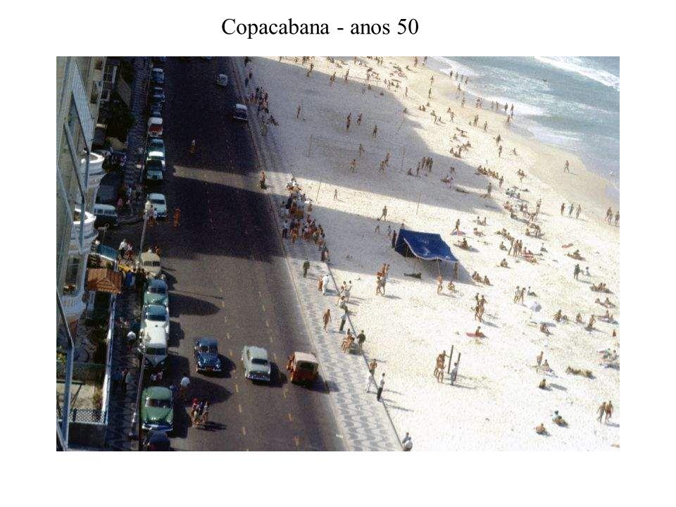 Copacabana - anos 50