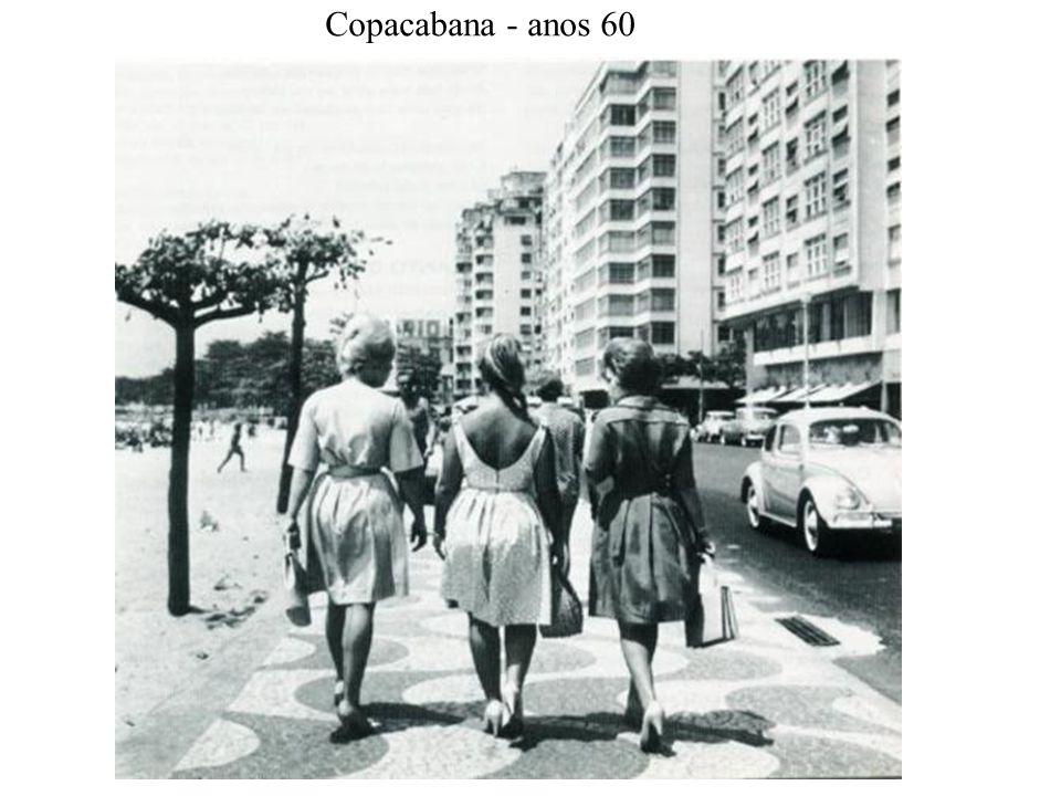 Copacabana - anos 60